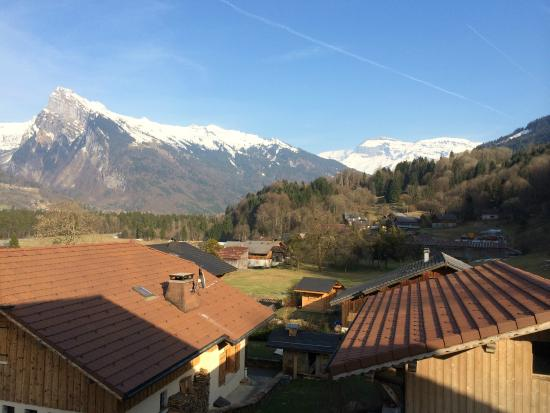 Chalet Brio : Viewn from the chalet