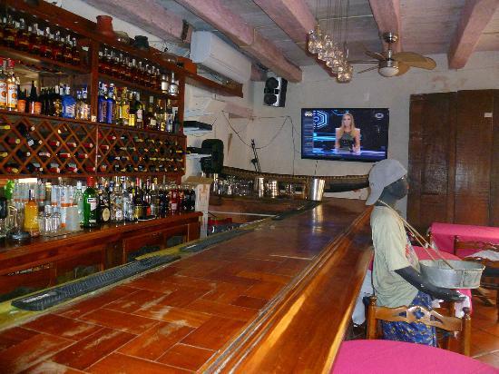 Restaurante Paco's: interno piano inferiore