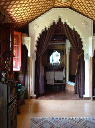 Riad Armelle: Unser Zimmer
