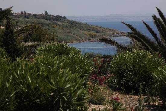 Residence Capo San Marco & Renella: vista dal residence
