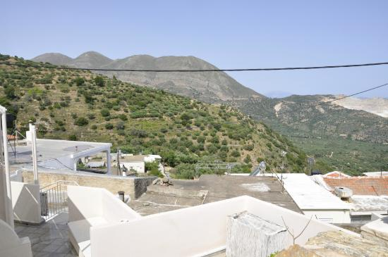 Cressa Ghitonia Village: View from our room.
