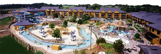 Polynesian Resort Hotel: Polynesian Water Park