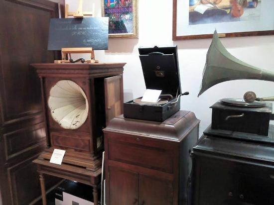 Museo strumenti musicali Seborga