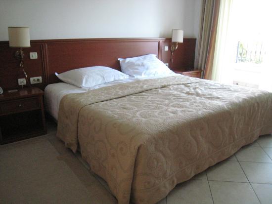 Hotel Villa Vera: La chambre