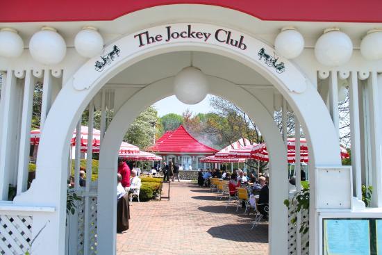 The Jockey Club: Jockey Club Entrance