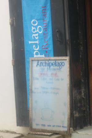 Archipelago : Меню