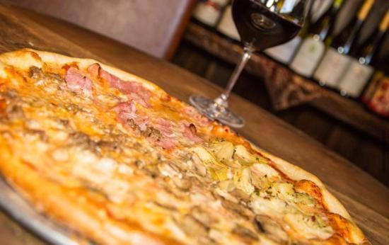 Vincitorio's Restaurant: Quattro Stagioni