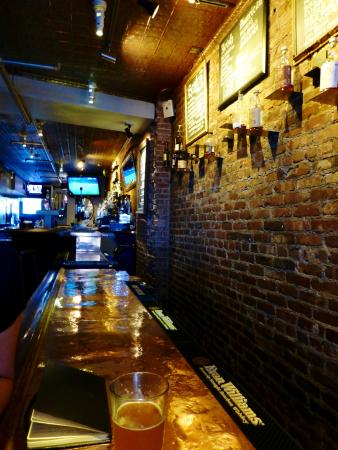 Photo of American Restaurant Lucky Jack's at 129 Orchard St, New York City, NY 10002, United States