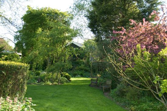 Hostellerie Schuddebeurs: Tuin