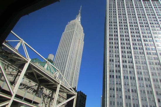 Oakwood at 6th Avenue: Aussicht aus dem Zimmer