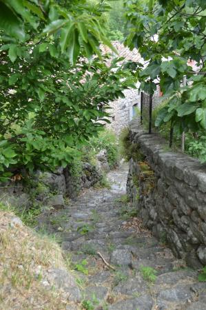 L'Auberge de Barnas : petits chemins