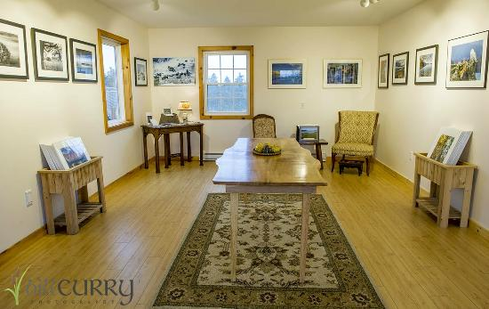 Bill Curry Photography Gallery and Studio