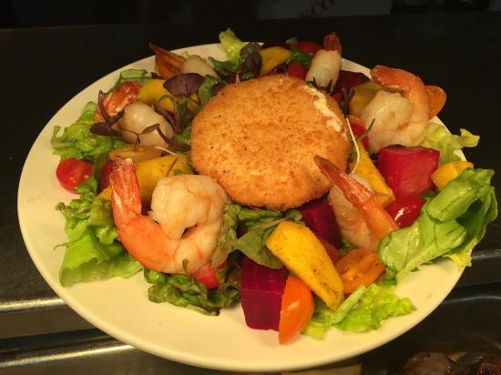 The Red Onion Cafe: Seasonal Blue Ridge Plate