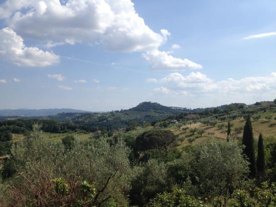 Agriturismo San Felicissimo: Paesaggio