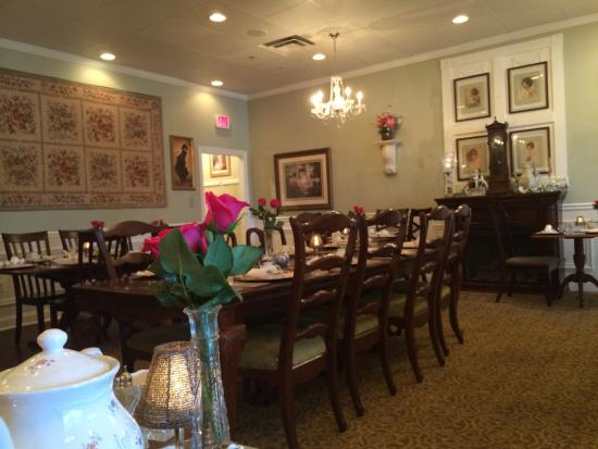 British Bell Tea Room Delaware