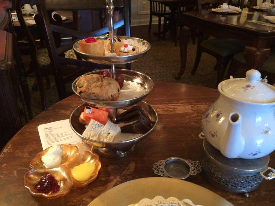 British Tea Room In Newark De