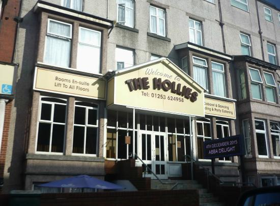 Photo of The Hollies Hotel Blackpool
