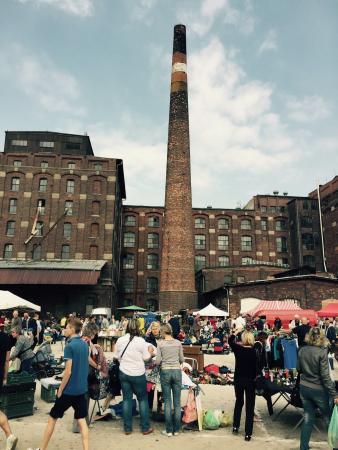 Mlyn Sulkowice Market