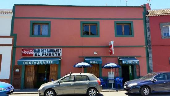 imagen Restaurant El Puente en Valsequillo de Gran Canaria