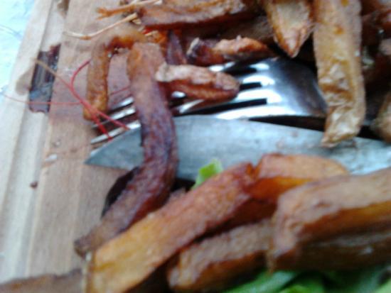 la favouille : frites immondes