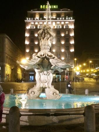Sina Bernini Bristol: Our photo taken in front of the hotel.