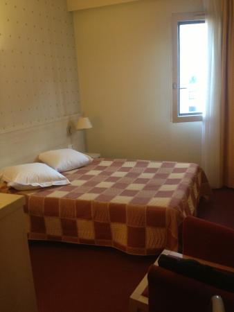 Hotel Athena Part Dieu: Prix élevé pour confort minimal