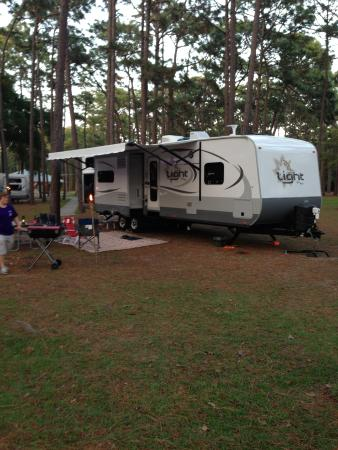Crooked River State Park   Campground Reviews (St. Marys, GA)   TripAdvisor