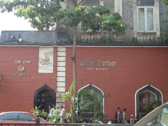 Delhi Darbar: Main Entrance- Mumbai's Best Biryani