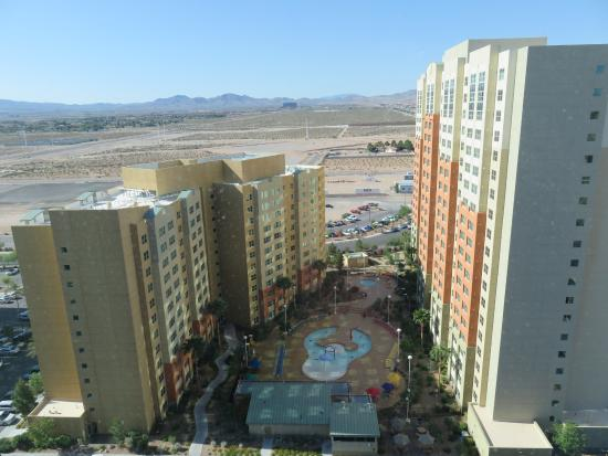 View From Daisy Building South Picture Of The Grandview At Las - Grandview las vegas map