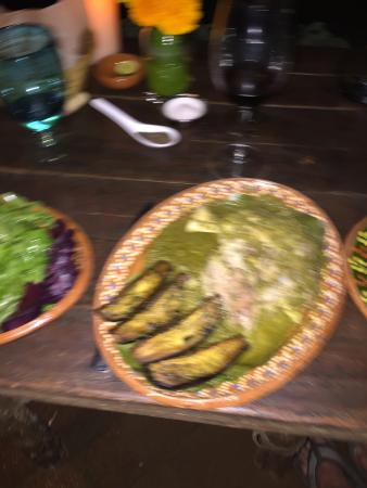 Los Tamarindos : A bit blurry - But dinner was delicious