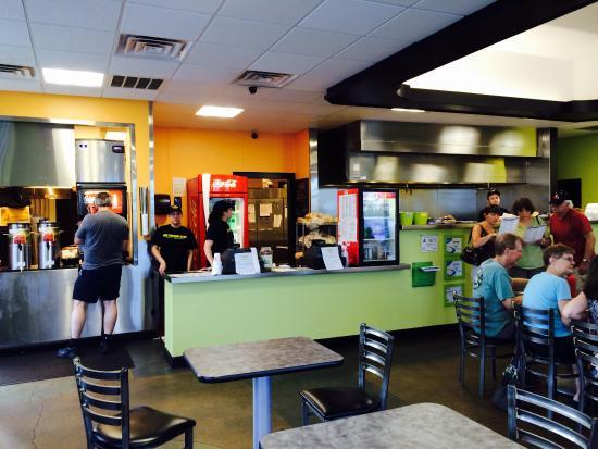 Big burger spot greensboro 510 nicholas rd ste a for 1212 salon asheboro north carolina