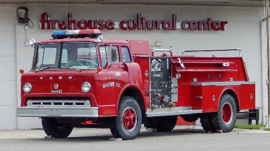 ‪Firehouse Cultural Center‬