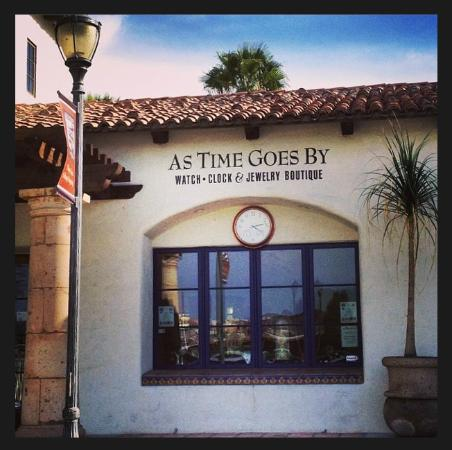 Old Town La Quinta : As Time Goes By Watch, Clock & Jewelry Boutique