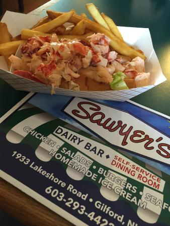 Sawyers: Lobster Roll