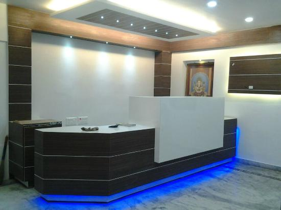 Hajipur, Ινδία: Reception  desk