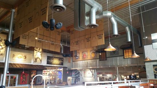 Barrelworks at Firestone Walker Brewery: Restaurant