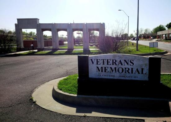 Veterans' Memorial at Choctaw