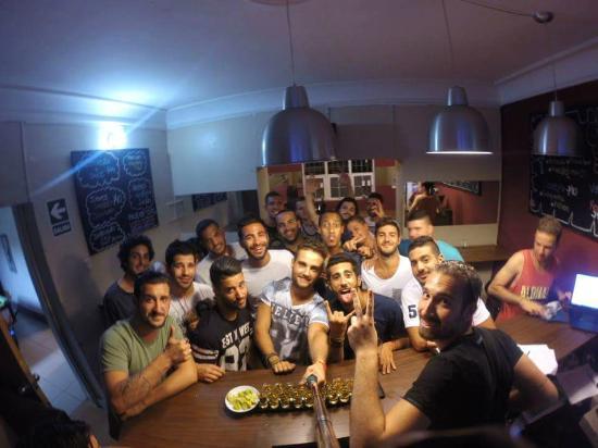 HosteLima: Our Bar