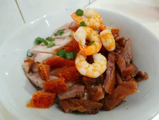 Restoran Xin Quan Fang : Savoury side dish