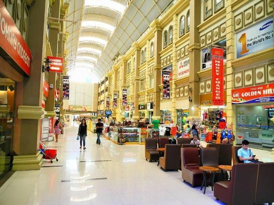 Nagoya Hill Shopping Mall