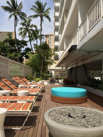 Aqua Oasis: Pool Deck