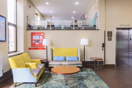 Comfort Inn Brooklyn City Center: Lobby1