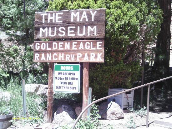 May Natural History Museum Colorado Springs Co