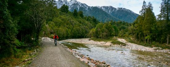 West Coast Region, New Zealand: Alongside the Arahura river - Day 2