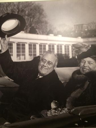 Franklin D. Roosevelt Presidential Library and Museum: FDR & Eleanor