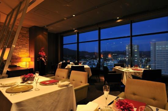 Sky Restaurant & Lounge L&R