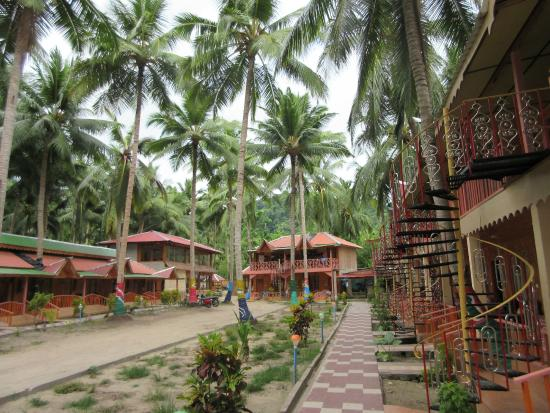 Hotel Gold India Beach Resort Havelock