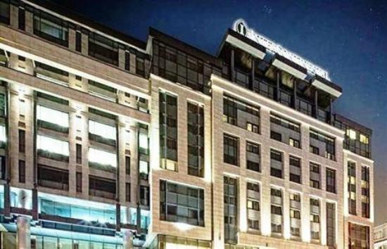 InterContinental Moscow Tverskaya Hotel: Вид