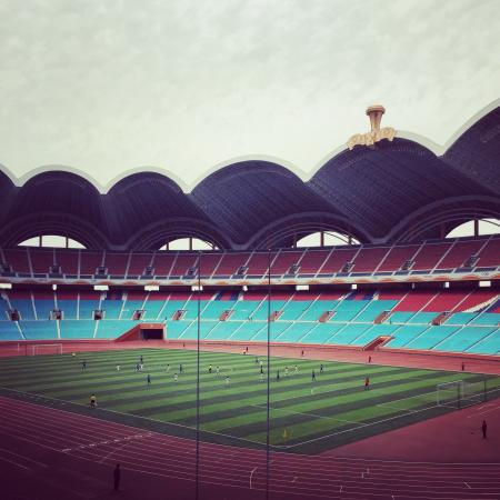 Kim Il Sung Stadium: photo0.jpg