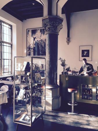 bar rossi at qvest hotel bild von the qvest hideaway k ln tripadvisor. Black Bedroom Furniture Sets. Home Design Ideas